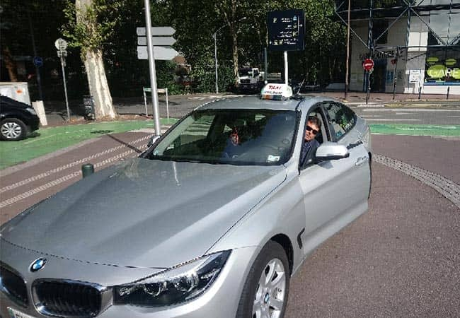 taxi Toulouse BMW